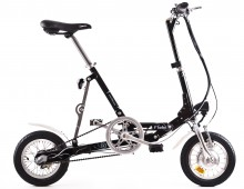 Bicicletas eléctricas plegables