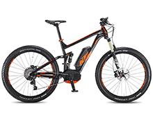 Bicis eléctricas de montaña (MTB)