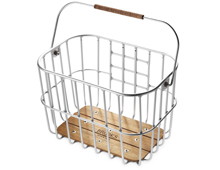 Cesta – Brooks Hoxton Wire Basket