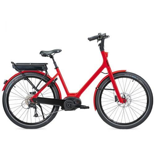 Bicicleta eléctrica para ciudad