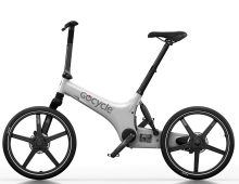 Bicicleta plegable Gocycle 3
