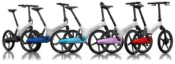 Gocycle presenta su nuevo modelo: Gocycle GS